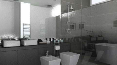 Luxurious Ensuite Bathroom - Modern - Bathroom - by Carliam