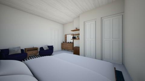b6 - Country - Bedroom  - by divya shree