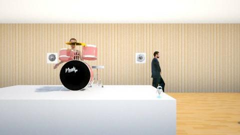 band room - Minimal - by mckinleyfacs