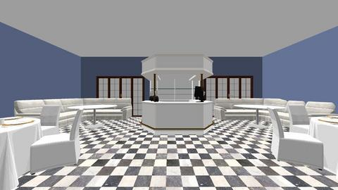 Blender of the Floor - Retro - Kitchen  - by alinastaweck