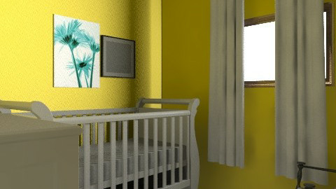 Anursery - Classic - Kids room  - by kirstenmp