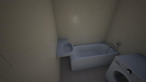 Bathroom2 - Bathroom - by NoMercy