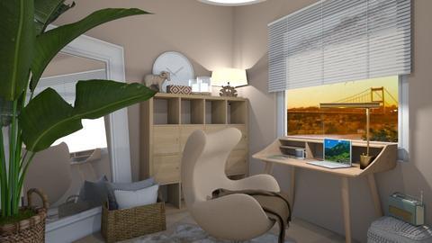 Zeynep - Classic - Office  - by zeynep1