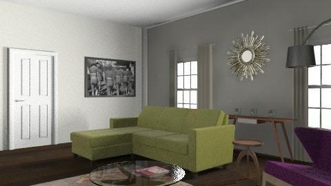 leanne - Vintage - Living room  - by leanne chandler