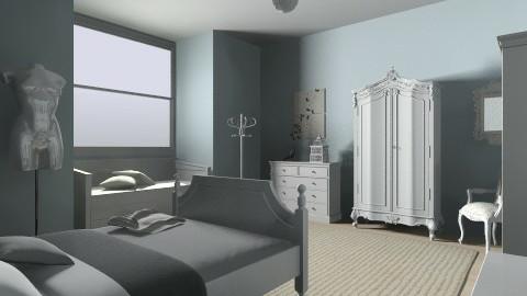 Vintage - Vintage - Bedroom  - by bekarthurson