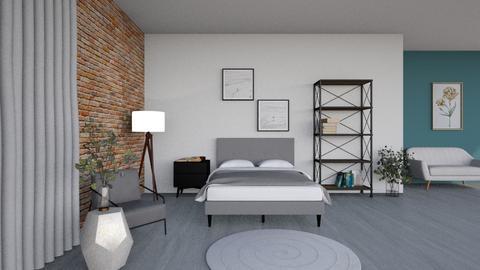 Myla - Bedroom  - by Noa Jones