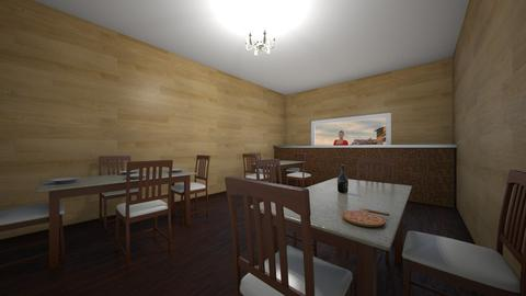 Italian Pizza Place - Minimal - Kitchen  - by PoppiCat