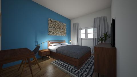 bed - Bedroom  - by punkkbott