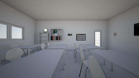 School - by Noa Manyanet