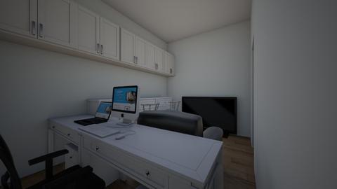 Despacho 1 - Office  - by mucho_cierzo
