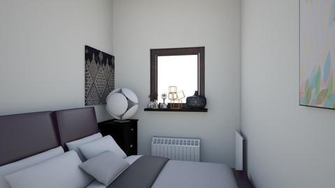 Hell Bedroom  - Bedroom  - by dsm5388