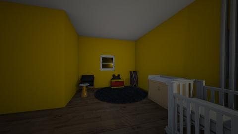 Courtneys baby room - Kids room  - by kathleengriffin