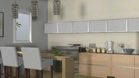 Vaso k4 - Minimal - Kitchen  - by tijana