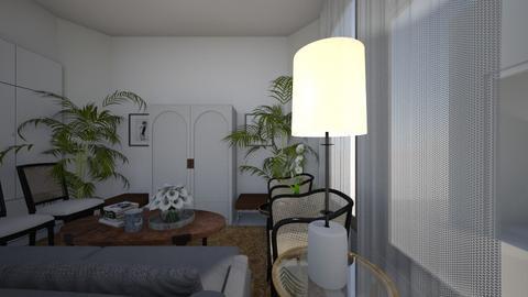 DTLA - Living room  - by bpmcmahan