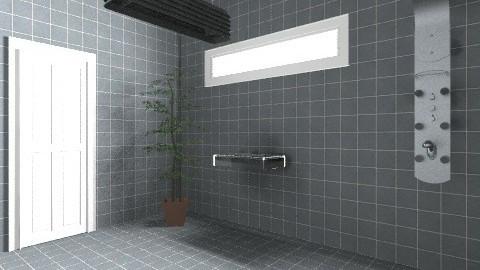 Wet Room BY DAVID D - by david_daniel_beech