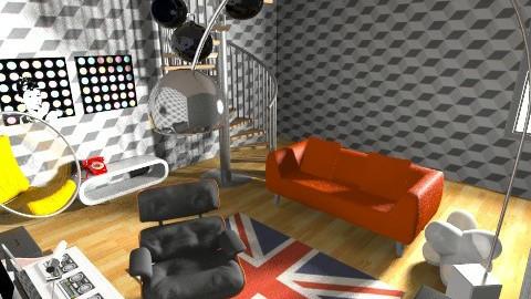 studio basement42 - Minimal - Office  - by deedy saleh