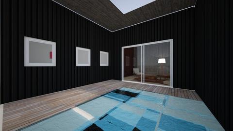 Deck - by hannahelise