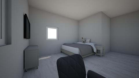 My dream bedroom - Modern - Bedroom  - by mattbenton15693