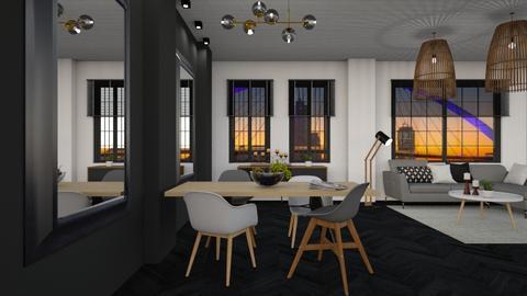 LIVING - Living room  - by NadineHerwig