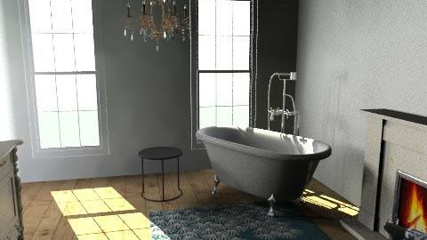 master bathroom - Classic - Bathroom  - by gilhwa_kim