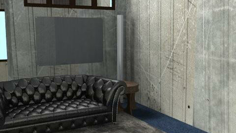 12j - Rustic - Bedroom  - by magu710