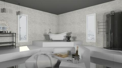 704 - Modern - Bathroom - by josephinesw