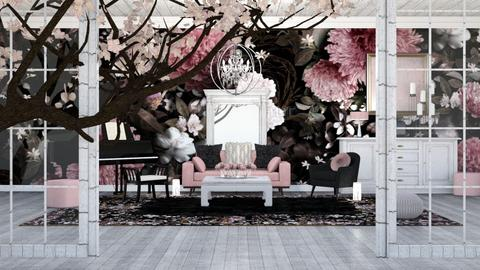 ROSY  - Eclectic - Living room  - by RS Designs