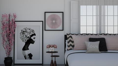Rose - Bedroom  - by ElenaSpr