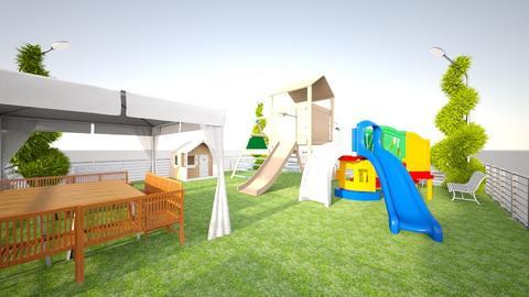 kidsroom12 - Kids room  - by tarazuzek2