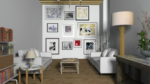 Multi in Min - Classic - Living room  - by hunny