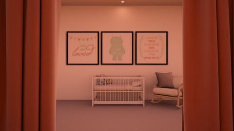 Baby Room - Modern - Kids room  - by Miriam09