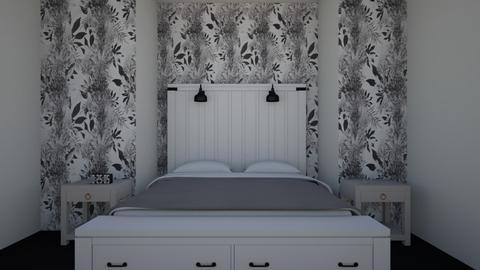 Grey Room - Modern - by Zahli H
