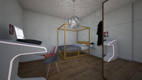 bedroom - Bedroom  - by Meglec2009