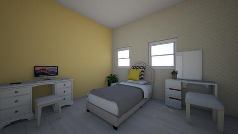 THE SIMS PRETEEN ROOM 1 - by nicolefaithv