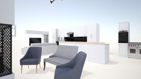 TGA living room - Modern - by TimothyGA