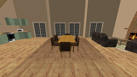 sugarshack - Dining room - by jessicalove