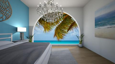 Bedroom on the beach - Bedroom  - by bobtastic8