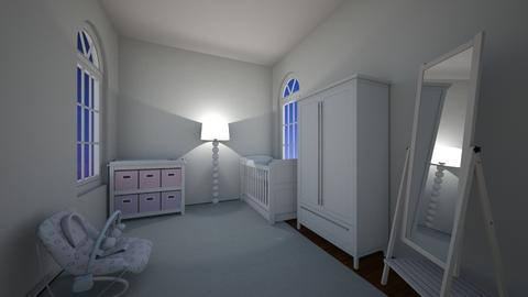 Baby room - Classic - Kids room - by Twerka