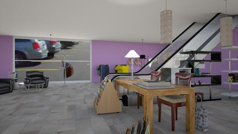 Mall - Modern - Office  - by 29catsRcool