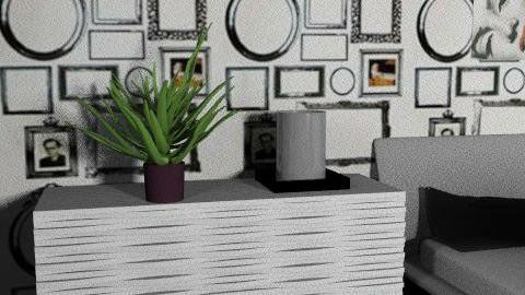 smash - Minimal - Bedroom - by ashleyhuf