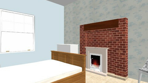 Bedroom1 - Country - Living room  - by sorayapamphlett