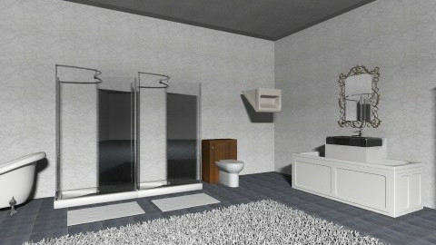 My Bathroom - Classic - Bathroom - by Alexandria Savage