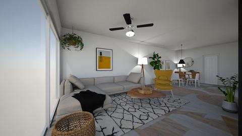 Manely 2 - Living room - by erlichroni
