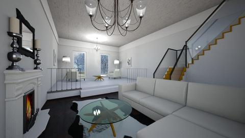 Another Livingroom - Living room  - by darkknight