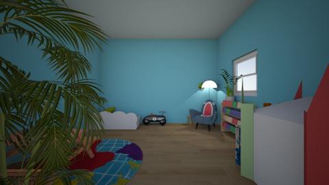 Room Comp 2 - Bedroom  - by greekgirl37
