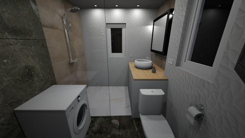 LAZIENKA_6 - Bathroom  - by neertoon