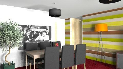 paulo vista 1 - Vintage - Living room  - by pnunes