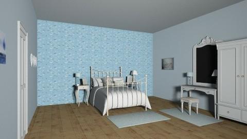 Vintage Please - Vintage - Bedroom  - by boodeco