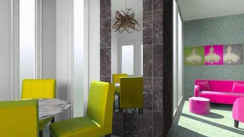 lroom - Living room - by pyksio