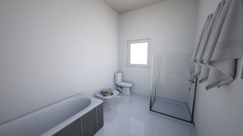 bathroom - Classic - Bathroom  - by kaitlyncraig06